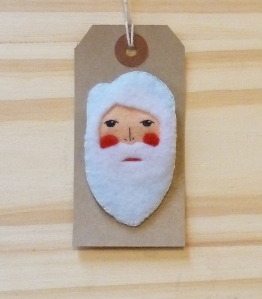 Beard Folk: White beard £10