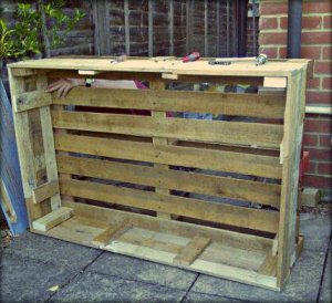 Building Raised Bed