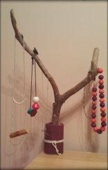 Tree Branch Jewellery Stand