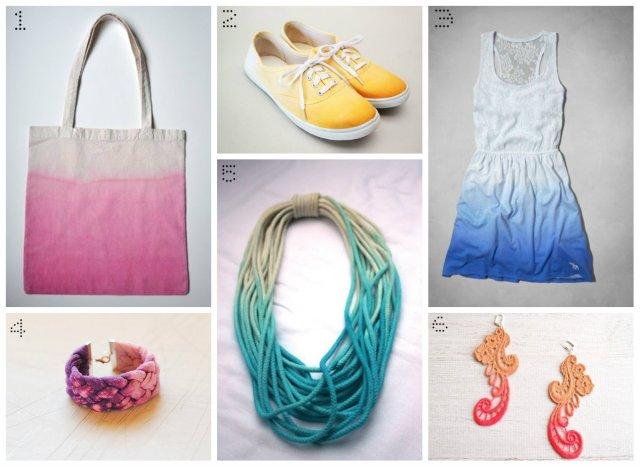 Dip Dye Collection