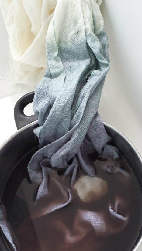 Dye bath 4