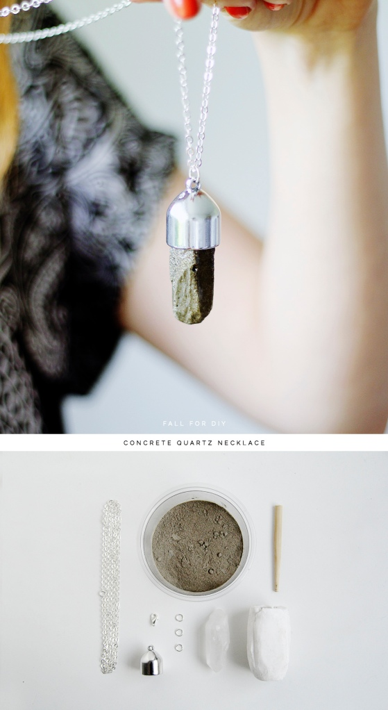 Fall-For-DIY-How-To-Concrete-Quartz-Necklace